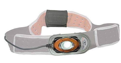 GoMotion, Corelite Waist Light, 150 Lumen CREE LED - Fits Any 1.5' to 2.5' Running Belts