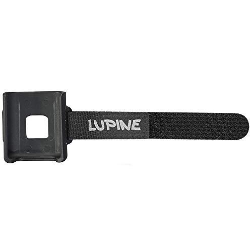 Lupine Helmhalter für FastClick Akku inkl. Klettband