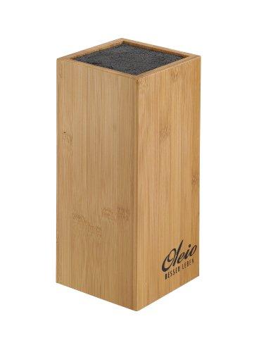OLEIO MBL-BAM-Bra-GER Bambus Messerblock, gerade