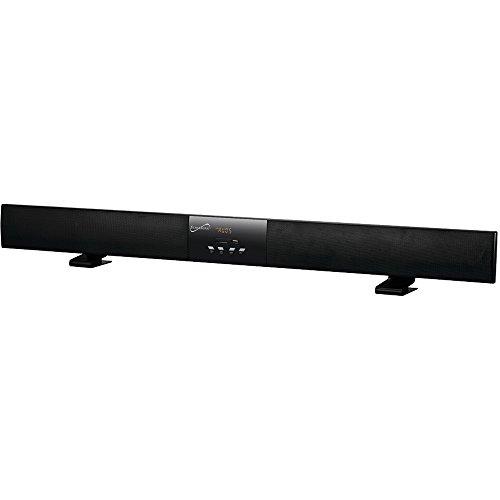 Why Should You Buy Supersonic Premium Bluetooth Sound Bar Speaker - Black (SC-1417SB)