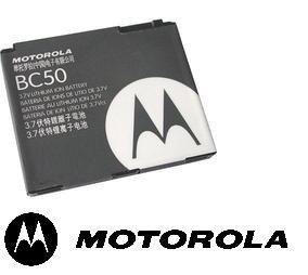 evemi ORIGINAL Motorola Akku BC-50 BC50 BC 50L2, L6, SLVR L7,L8,V3x, KRZR K1, MOTORIZR Z3, V1150