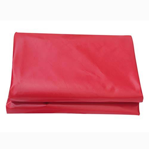 Bâche Rouge PVC Imperméable Pluie De Protection Solaire 450 (Taille : 2x3m)