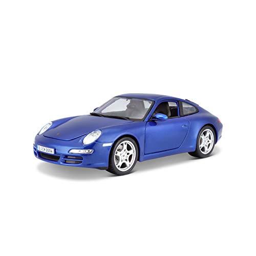 Maisto 531692 - Reproducción en miniatura de Porsche 911 Carrera S (escala 01:18), Colores Surtidos