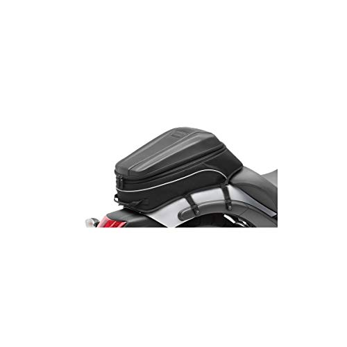Genuine Kawasaki Accessories Expandable Soft Top Case for 15-20 Kawasaki EN650SA