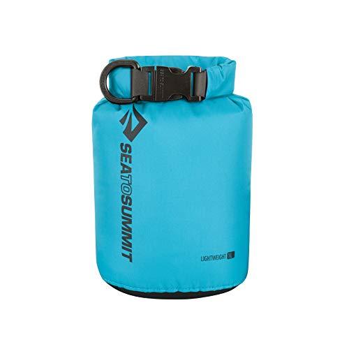 Sea to Summit Lightweight 70D Dry Sack-1 litros Saco Montañismo, Alpinismo y Trekking, Adultos Unisex, Azul (Blue), Talla Única