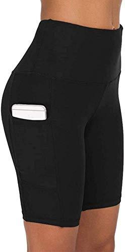 COTOP Pantalones Cortos de Yoga para Correr, Pantalones Cort