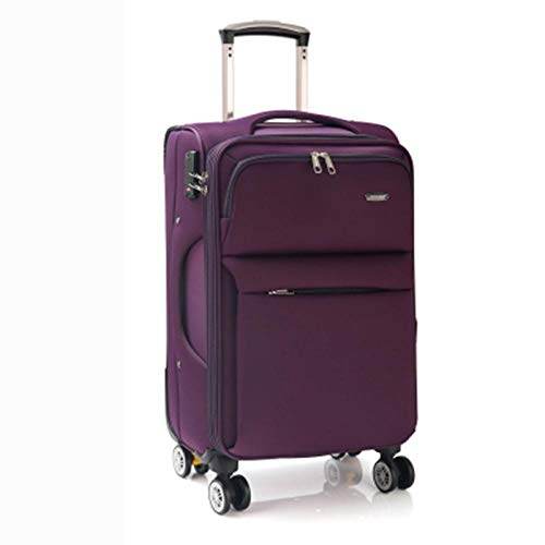 SFBBBO luggage suitcase Large volume Resistance to falling Wear resistant waterproof Rolling Luggage Spinner Brand Suitcase 28' NO3