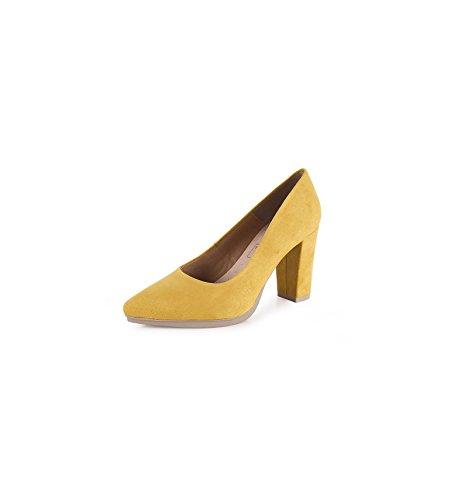 Zapatos Salón Mujer Piel by CHAMBY Mod