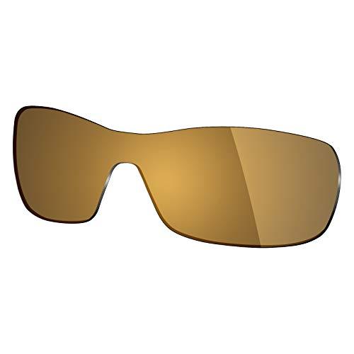 Mryok Ersatzgläser für Oakley Antix - Options, (Polarisiert - Bronze Gold), Einheitsgröße
