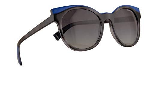Armani Exchange AX4064S Sonnenbrille Blaue Braunen Mit Grauem Verlaufsglas Gläsern 82278G AX 4064S