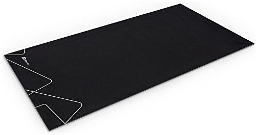 Hop-Sport Unterlegmatte aus langlebigem Eva-Schaumstoff für Trainingsgeräte als Boden & Dämmmatte in DREI Größen 158x68