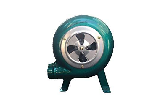 SY-Home Soplador De Barbacoa Eléctrico, Ventilador De Barbacoa Portátil con Encendedor De Coche Adecuado para Cocinar Al Aire Libre para Acampar,60W