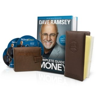 Dave Ramsey's Complete Guide to Money Quick Start Bundle (Book + Starter Envelope System +13 Lesson Audio CD Library)
