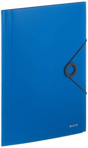 Leitz 45631030 Solid Eckspannermappe PP A4, hellblau