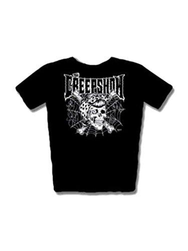 armardi Creepshow t-shirt pour fille - - Medium