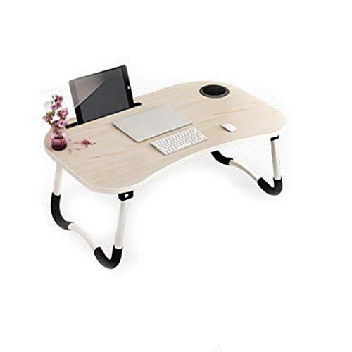 Xiao Jian – klaptafel – bureau, voor laptop met studenten, opvouwbaar, eenvoudige educatieve tafel, afmetingen: 60 x 40 x 28 cm, inklapbare tafel F