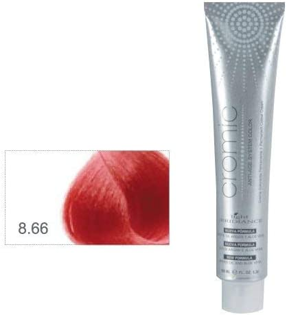 Light Irridiance Cromic 11.2 Superaclarante rubio platino perla 100mL - Tinte crema colorante permanente para el cabello | Anti-age System Color | ...