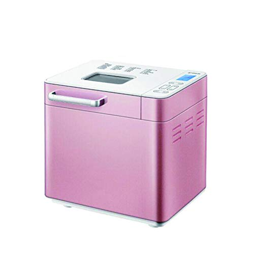 TongBao Brotmaschine, digitaler Brotbackautomat, mit automatischem Zutaten-Spender, 30 voreingestellten Funktionen, Antihaft-Brotpfanne, Verzögerungszeitgeber und Warmhaltefunktion