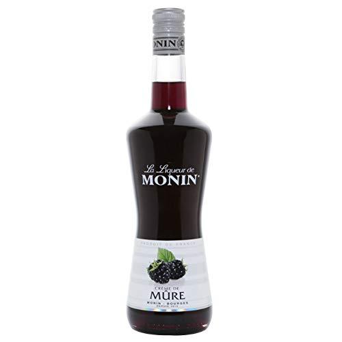 Monin Licor Crema de Mora Salvaje - 700 ml