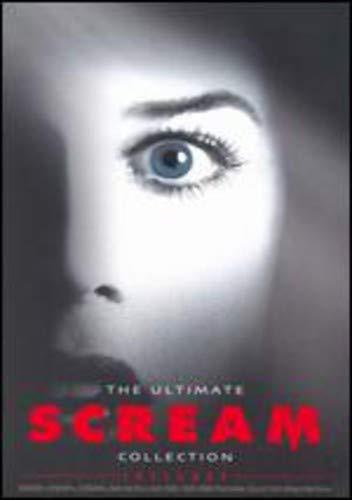 Scream Trilogy (4 Dvd) [Edizione: Stati Uniti]