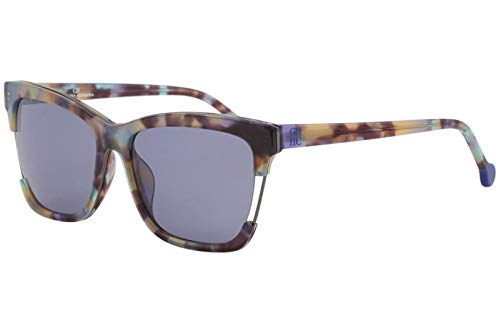 Carolina Herrera Gafas de Sol SHE7525605AH (Diametro 56 mm), Multicolor, 56 Unisex-Adult