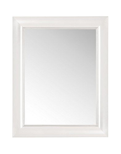 Kartell François Ghost, Miroir, 88 x 111 cm, Cristal