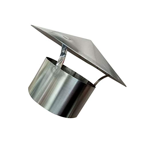 Find Discount LXLTL Stainless Steel Chimney Cowl Stove Pipe Rain Cover Protector Cap Pot Roof Cowl, ...