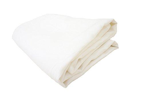 本麻100% ベッドシーツ セミダブル(120×200×30cm) 生成 ベッドカバー ボックスシーツ
