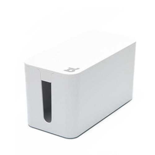 Bluelounge CableBox Mini Kabelbox weiß