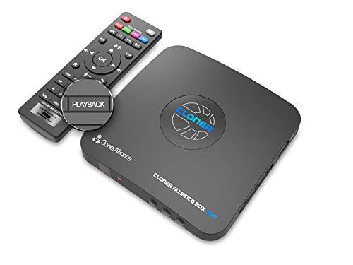HDML-Cloner Box Pro, Capture 1080p HDMI Videos/Games and Play Back Instantly with The Remote...
