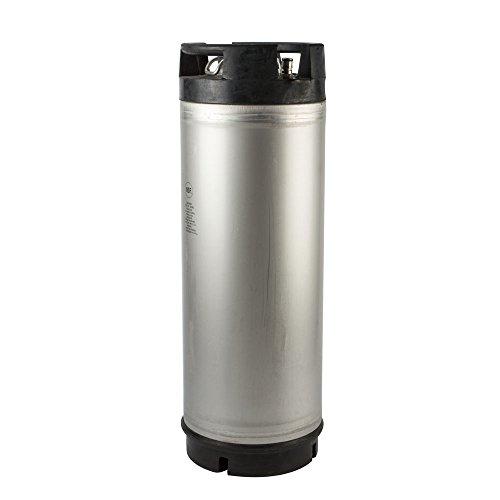 KegWorks Ball Lock Homebrew Cornelius Keg-5 Gallon-New