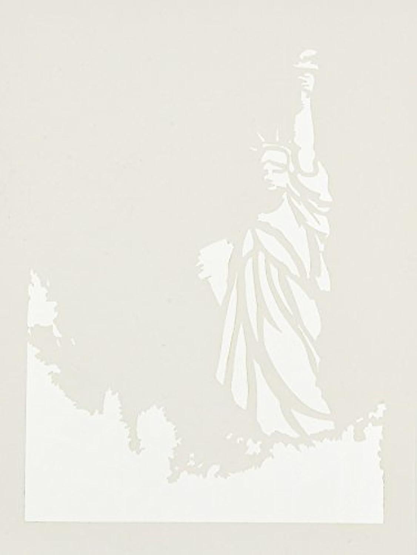 Crafter's Companion Liberty Sheena Douglass Decorative Stencil, 8