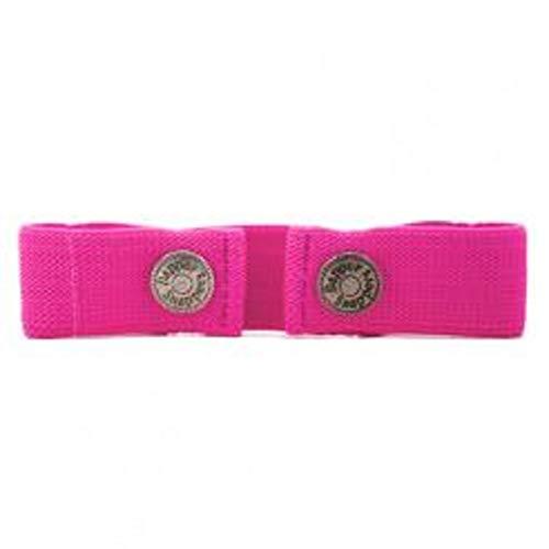 Dapper Snapper Made in USA Baby & Toddler Adjustable Belt-Pink