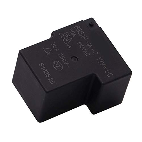 smseace Fully-Sealed PCB Relay 30A 250VAC ,Replaceable Relay...