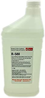 Busch Vacuum Pump Oil R-580-15 Weight