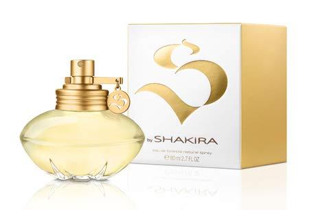 Shakira femme/woman, Eau de Toilette, Vaporisateur/Spray 80 ml, 1er Pack (1 x 80 ml)