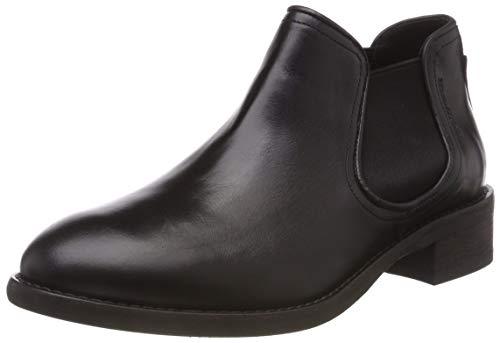Marc O'Polo Chelsea, Damen Chelsea Boots, Schwarz (Schwarz 990), 38 EU (5 UK)