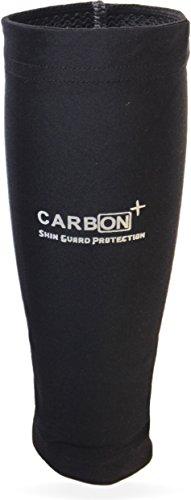 carbonplus Mallas sujeta espinilleras (M)