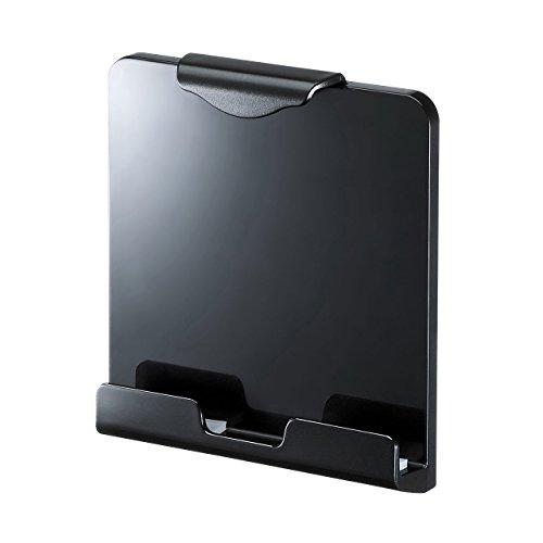 サンワサプライ iPad タブレット 用取付け ホルダー 9~12インチ 対応 VESA CR-LATAB20BK