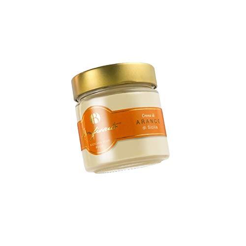 Sizilianische Orangencreme, handgefertigt, 220 g, 6 Stück