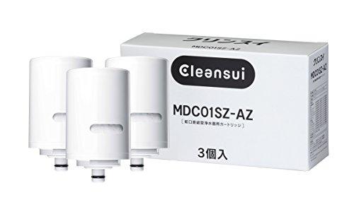 クリンスイ 浄水器 カートリッジ 交換用 MDC01S ×3個入 増量パック MONOシリーズ MDC01SZ-AZ; セール価格: ¥2,970 - ¥5,556