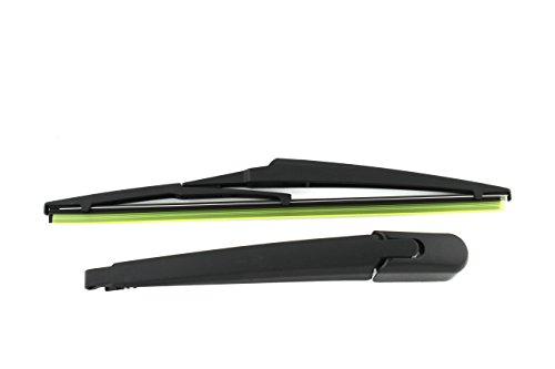 TarosTrade 244-8220-N-82595 achterruitenwisserarm en blad set 305 mm achter