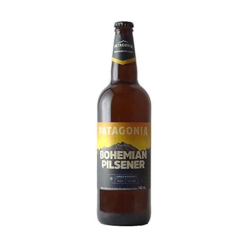 Cerveja Patagonia Bohemian Pilsener, Garrafa, Patagonia, 740ml