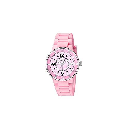 Watx Reloj Análogo clásico para Mujer de Cuarzo con Correa en Caucho RWA1602