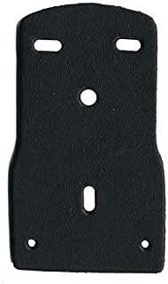 DeSantis U32BZ01Z0 Citation Holder (One Bar) Gun Belts, Black