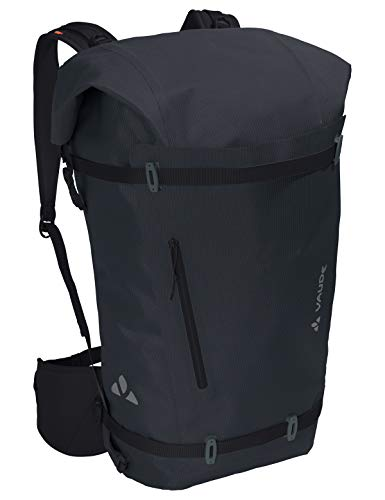 VAUDE Rucksäcke20-29l Proof 28, Multifunktionaler Bike&Hike-Rucksack, phantom black, one Size, 129546780