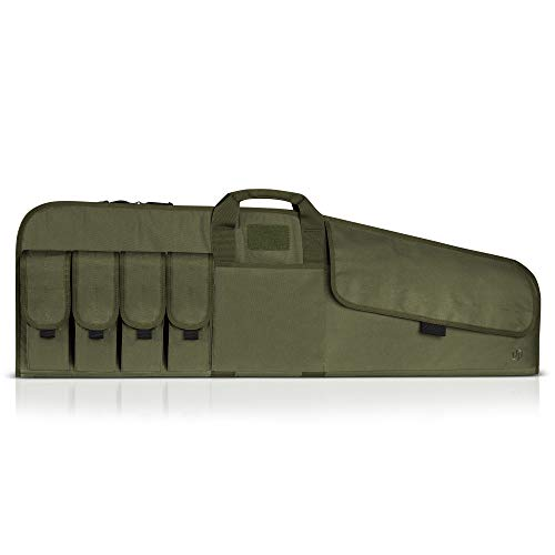 Savior Equipment The Patriot 41' Single Rifle Gun Tactical Bag - Olive Drab Green