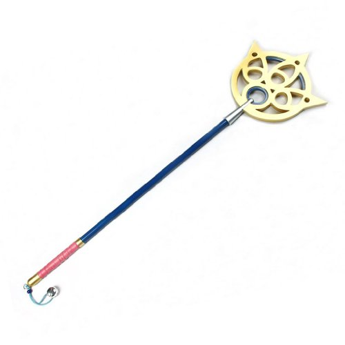 FINAL FANTASY X Cosplay Props Yuna Yuna scepter 1th
