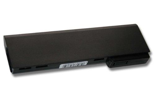 vhbw Li-Ion Akku 6600mAh (11.1V) für Notebook Laptop HP ProBook 6360b, 6460b, 6465b, 6470b, 6475b, 6560b wie 628368-241, 628368-251, 628368-351.