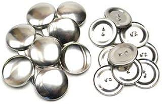 29mm くるみボタン 足付タイプ セット 10個 3パッケージセット ※くるみボタン打ち具は別売